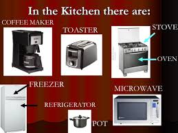 kitchen furniture names. Parts Of Houses And Furniture Kitchen Names N