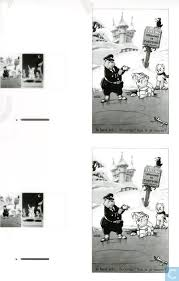 Lijnfilm Uit Drukkerij Met Afbeelding Tom Poes Heer Bommel Van