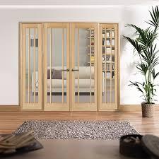 unthinkable dividing door internal room divider amusing cool sliding home depot lincoln oak uk glass b q bespoke folding howden
