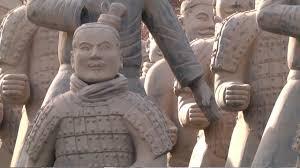 terracotta warriors troy trojanvision news