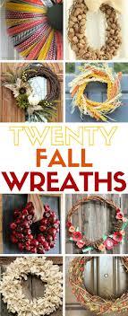 Best 25+ Easy fall wreaths ideas on Pinterest | Diy fall wreath ...