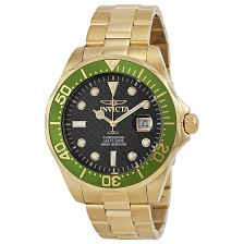 men s pro diver 18k gold plated ss carbon fiber dial invicta men s pro diver 18k gold plated ss carbon fiber dial invicta shop by brand world of watches