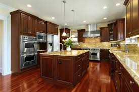 Kitchen Design Cherry Cabinets Fascinating 48 Classy Kitchen Cabinets Made Out Of Cherry Wood
