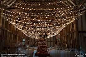 Fairy Lights at Micklefield Hall