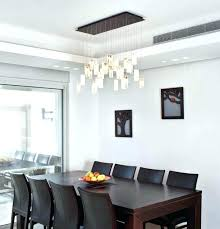 rectangle dining light excellent dining table designs about best rectangular chandelier ideas on rectangular rectangular crystal