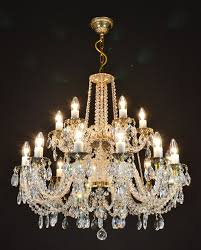 lighting decor light fixture chandelier swarovski crystal chandelier from the czech republic pendants 30 lead crystal