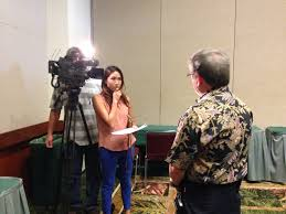faq working the media part ii interviews and melbourne briscoe being interviewed by kitv