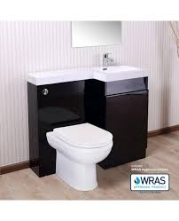 black vanity units for bathroom. more views. brocton bathroom basin black vanity unit units for l