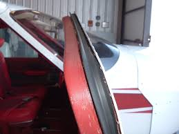 front door sealFront Entry Door Seal  Cessna 177  Aircraft Door Seals LLC