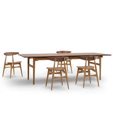 ch upholstered dining chair hans wegner haus london ch dining chair by hans j wegner