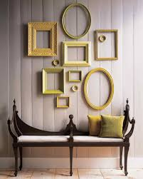 Decorative Mirror Groupings Frame And Mirror Projects Martha Stewart