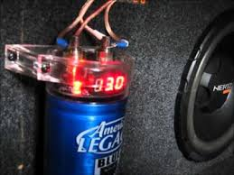 how to charge a car audio capacitor before installation out a do you have to charge a capacitor before using it