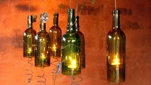 How To Decorate A Bottle Of Wine Accessories Wine Bottle Candle Holder Decorating Ideas Kropyok 81