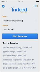 Indeed Resume Samples Monster Com Resume Samples Best Indeed Resume Search Indeed Resumes