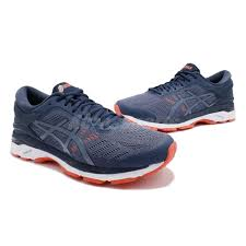 Smoke Blue Running Gel Kayano Sneaker Shoe 2e Wide Men 24