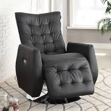 Upholstered Swivel Chairs For Living Room Leather Swivel Chair Living Room Swivel Recliner Chairs For Living