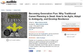career advice audiobook sample becoming generation flux career advice audiobook sample becoming generation flux successful career planning