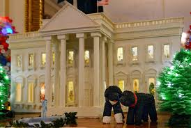 Small Picture 31 of the Most Spectacular White House Holiday Decorations From