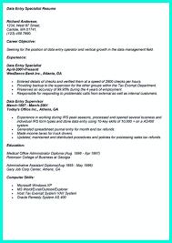 34 Fresh Data Entry Resume Sample Nadine Resume
