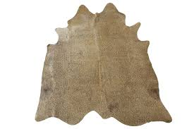 details about leopard print cowhide rug large 5x7 ft real cow skin rug same as pic