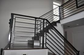 Popular Wrought Iron Railing Modern Home Interiors