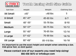 G Force 105 Youth Top 1 Layer At The Best Prices Upr Com