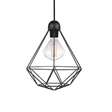 lighting cage. Tees Geometric Cage Wire Pendant Light Lighting S