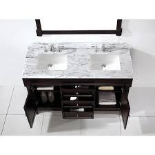 Square Sinks Bathroom Virtu Usa Gd 4060 Wmsq Dw Huntshire 60 Double Square Sinks