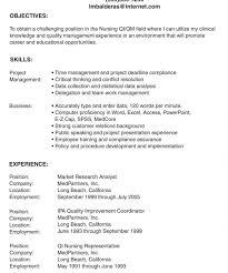 Sample Lpn Resume Objective Professional Mpr Resume For Antonietta Exceptional Lpn Template 45