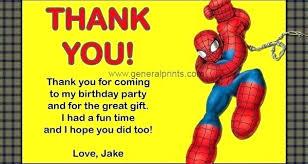 Spiderman Birthday Invitation Templates Free Spiderman Birthday Card Cards Diy Leanjava