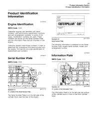 caterpillar operation and maintenance manual 3500 b engines s flywheel goo308357 23