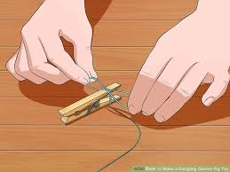 image titled make a dangling guinea pig toy step 10