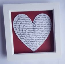 framed wedding vows. framed wedding vows ,