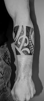Avambraccio Bracciale Maori Tattoo