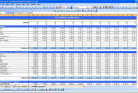 small business tax spreadsheet small business income and expenses spreadsheet