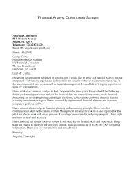 Sample Risk Management Cover Letter Resume Directory