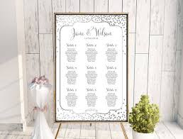 Baby Cakes Seating Chart Find Your Seat Chart Printable Wedding Seating Chart