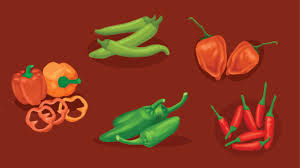 Pepper Chart 2017 How Hot Are Philippine Chili Peppers
