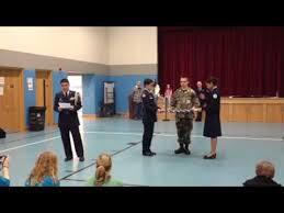 Flag folding ROTC presentation - YouTube