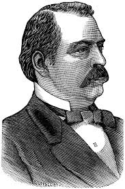 In 1837, on this day two consecutive term President of the United States Stephen Grover Cleveland was born in Caldwell, New Jersey, to Richard Falley ... - 49774_g_cleveland_lg