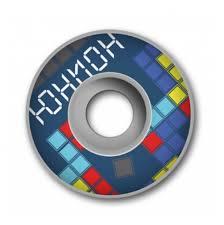 Колеса для скейтборда <b>ЮНИОН</b> Tetris 53mm <b>Юнион</b> недорого с ...