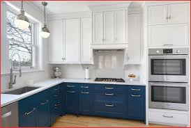 Beautiful The Ideas Of Decorating Kitchen With Two Tone Kitchen