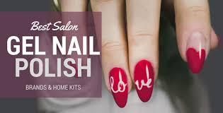 best salon gel nail polish brands and