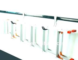 ladder wall hooks hang ladder in garage garage ladder storage ladder hooks for garage garage storage ladder wall