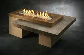 smlf ethanol fireplace coffee table for propane flame fire pit uptown brown pits fireplaces outdoor glass
