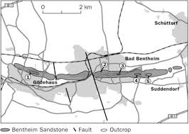 Early Cretaceous Obernkirchen and Bentheim Sandstones from Germany ...