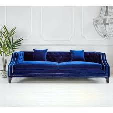 blue velvet couch for sale. Contemporary Sale Velvet Couch Blue Sofa For Sale Toronto  Cheap To Blue Velvet Couch For Sale