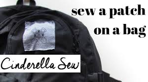 sew a patch