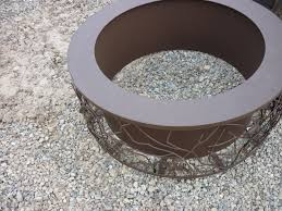 Stacked Stone Fire Pit utah custom rock fire pit panies rock and dry stack fire pits 6268 by uwakikaiketsu.us