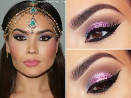 maryam maquillage fit for a queen exotic makeup headpiece